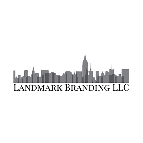 Landmark Branding logo design by pondSoup