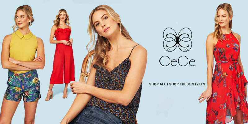 Digital Marketing Campaign for CeCe clothing by pondSoup
